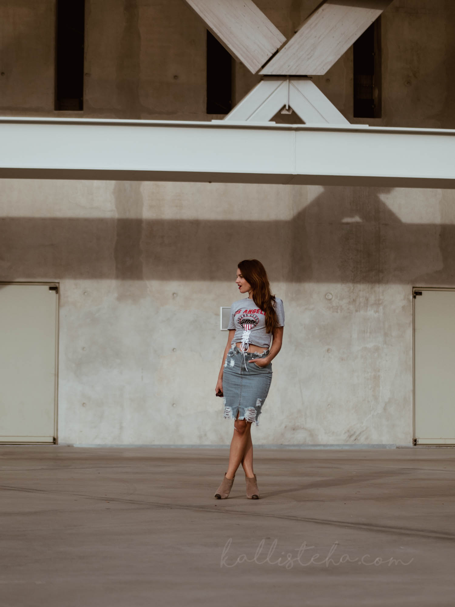 Look du jour - Urban jeans - Kallisteha blog - IG @kallisteha