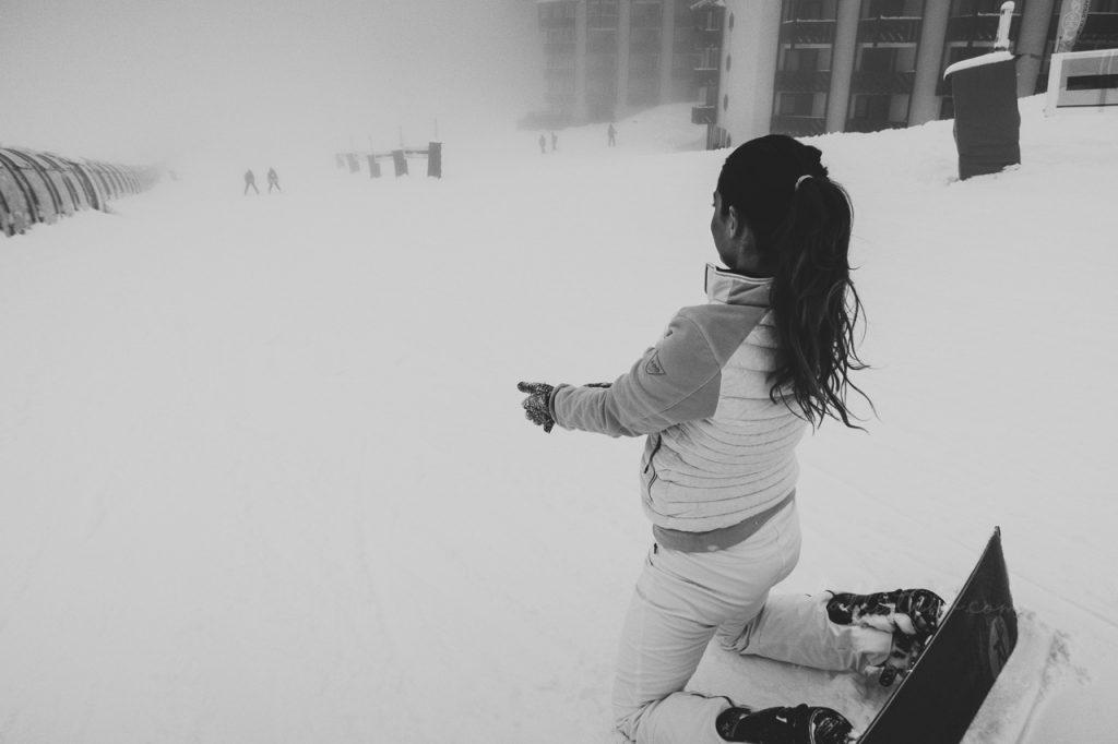 Weekend dans la jolie station de ski de Savoie, Val Thorens ! Au programme, initiation snowboard, hors piste et découverte de l'Ucpa, le centre de vacances - Kallisteha, voyages et vérités