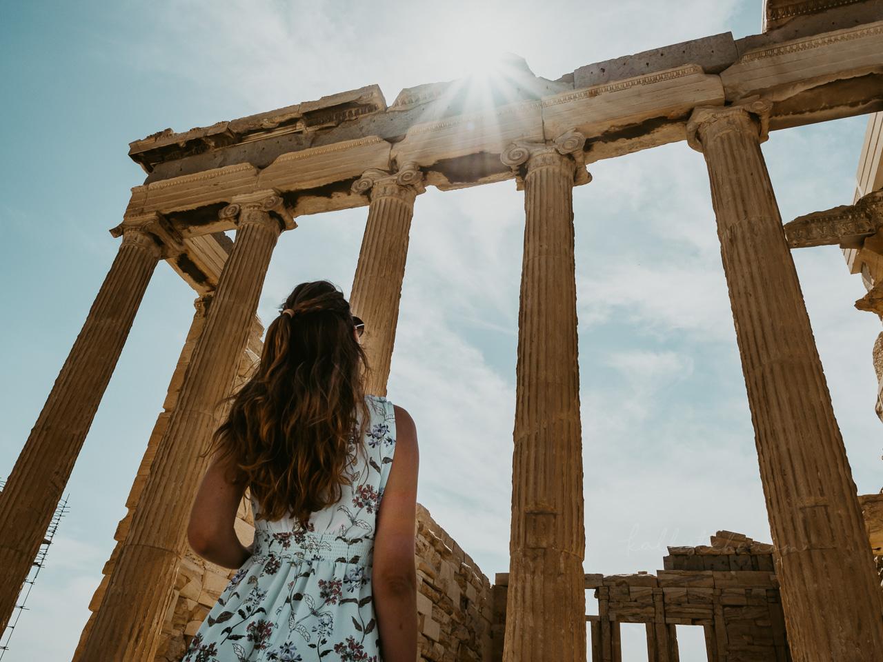 Guide d'Athenes sur une journée : De l'Acropole au stade panathenaique en passant par le Zappeion, voici toutes mes bonnes adresses ! - Kallisteha, voyages et vérités