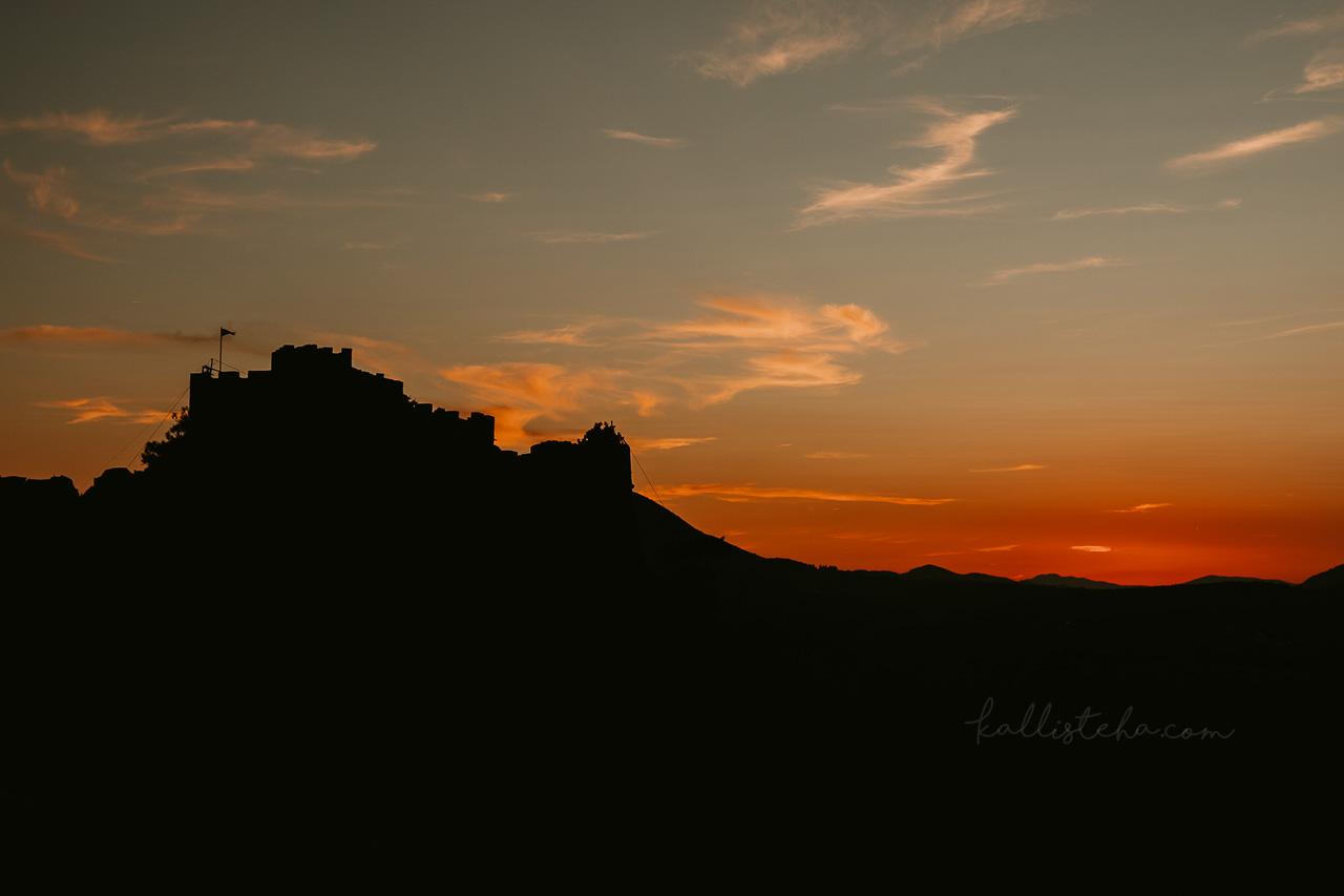 Où trouver les plus beaux couchers de soleil en Croatie ?
