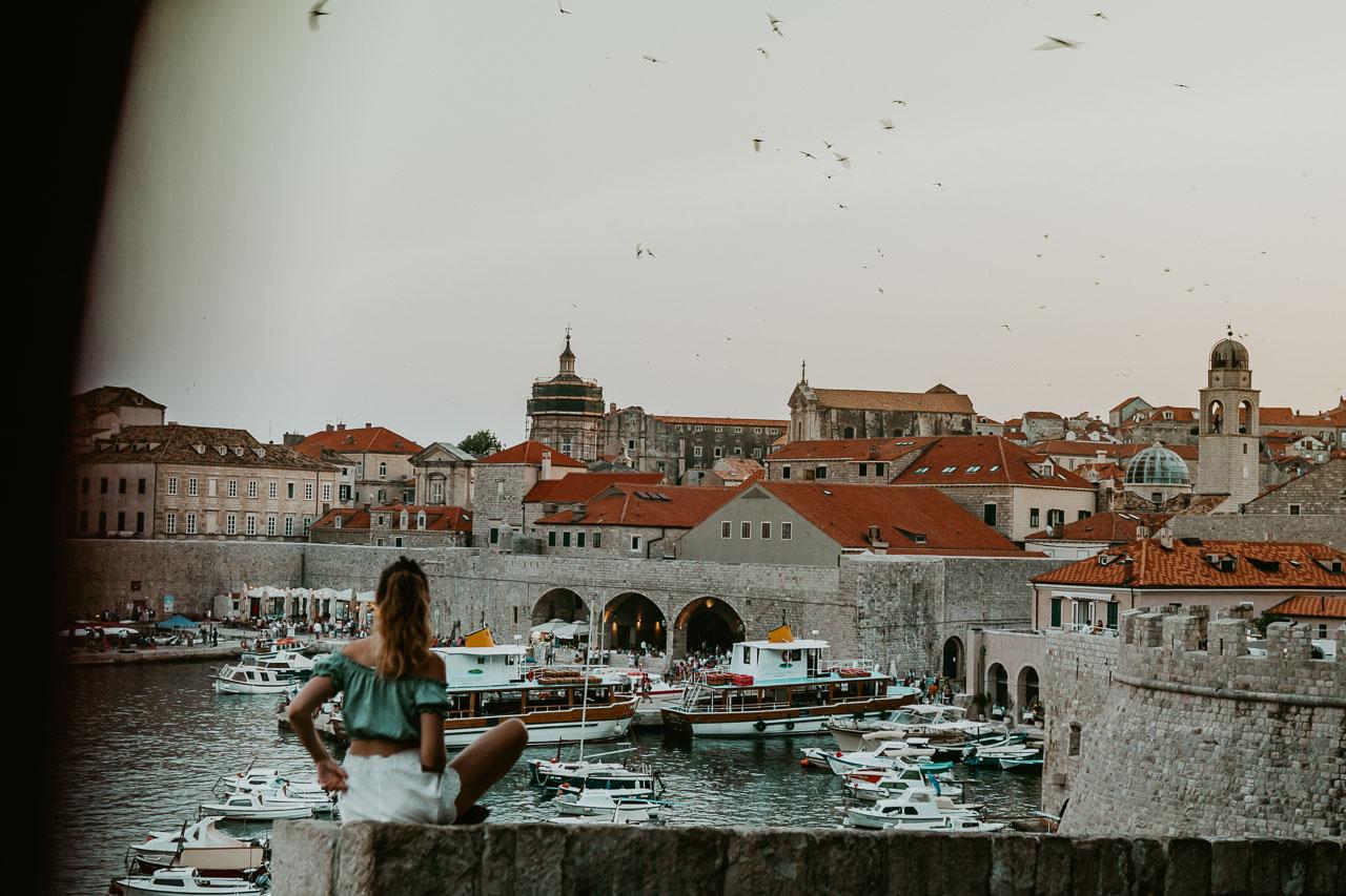 Les meilleurs spots de couchers de soleil en Croatie - Kallisteha - Voyages et vérités