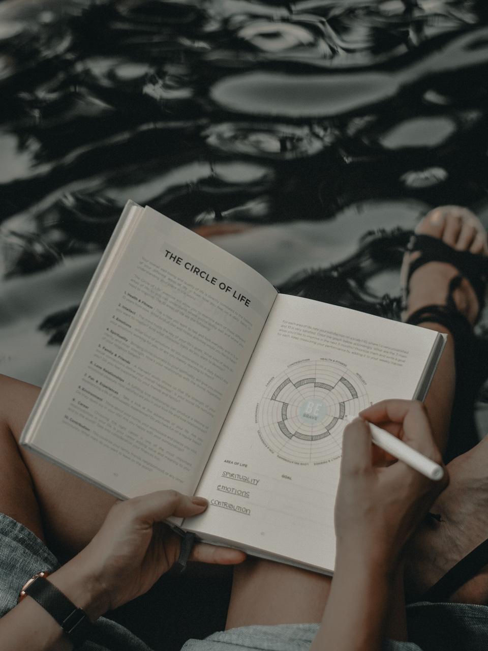 Sélection de livre de developpement personnel - Kallisteha, voyages et vérités